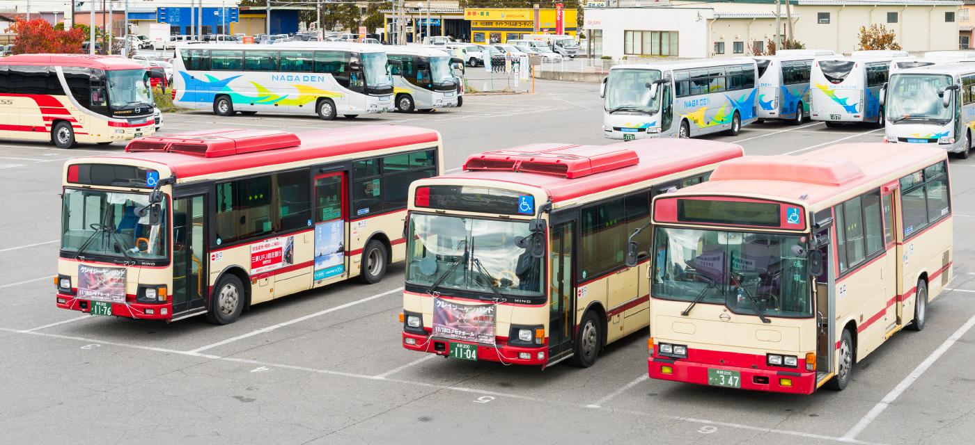 会社情報 | 長電バス株式会社
