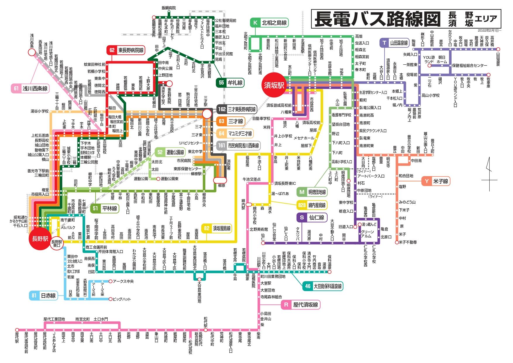 図 バス 路線